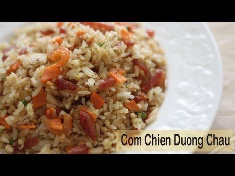 Com Chien Duong Chau Fried Rice
