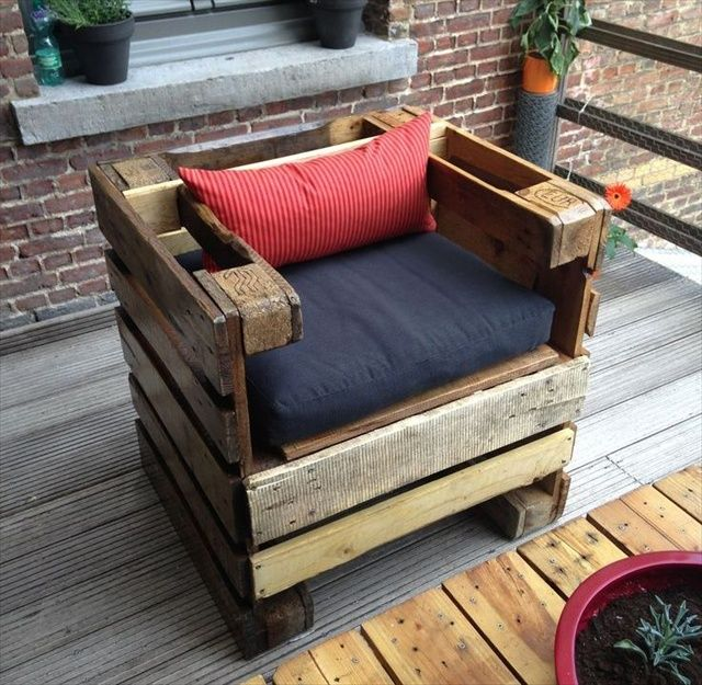 Amazing Uses Of Pallets To Enhance Your House Outlook. Furniture Ideas Outdoor ... Part 51