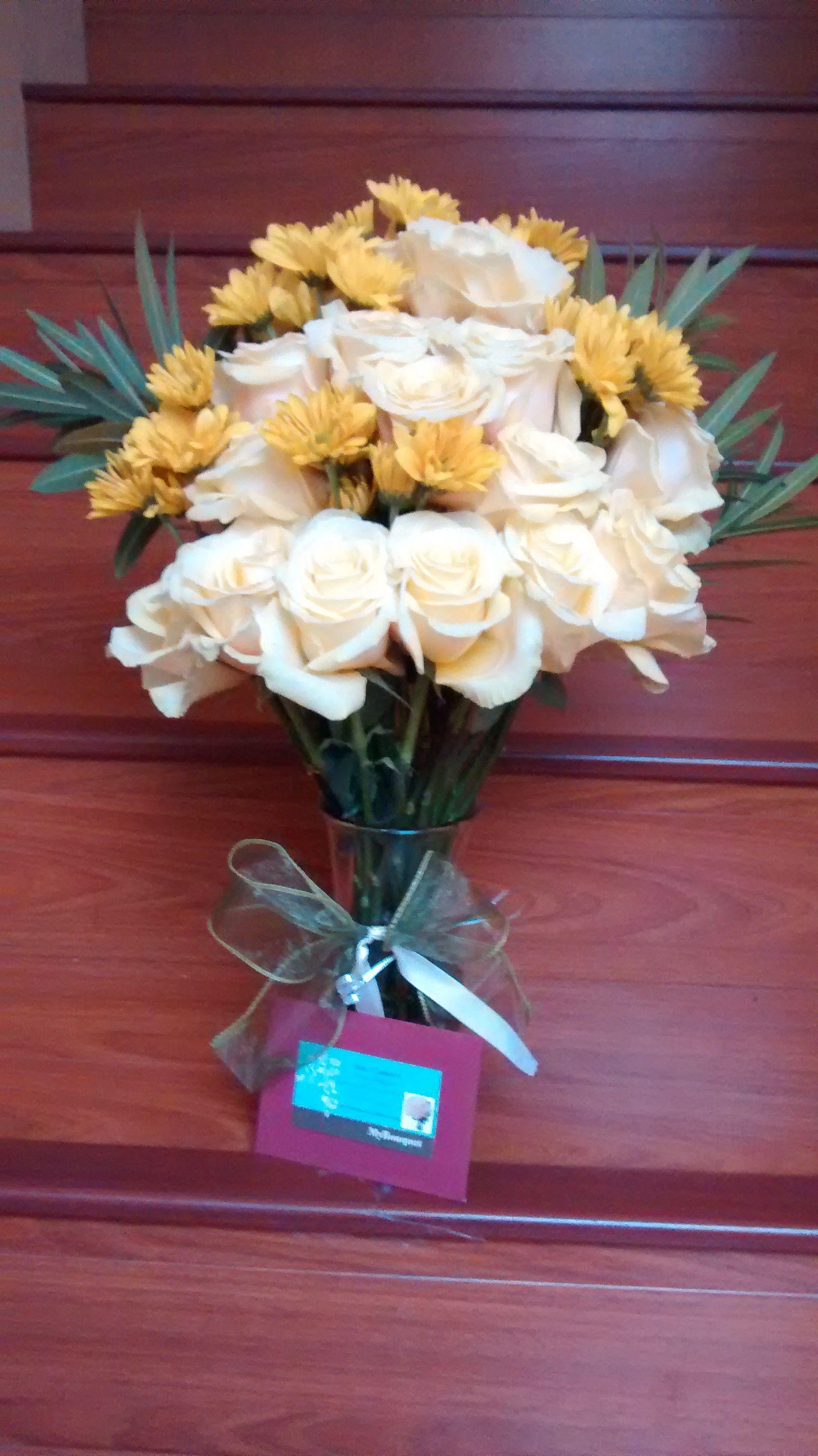 Yellow Flower Arrangement Yellow Flower Arrangements Flower Delivery Flower Arrangements