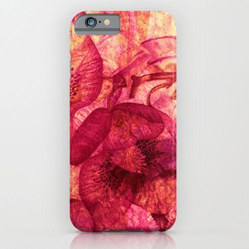Hellebore iPhone & iPod Case