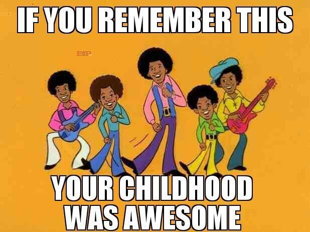 Jackson 5 dessin animé