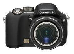 Top 10 Review � Standard Digital Camera - 8. Olympus SP-560UZ
