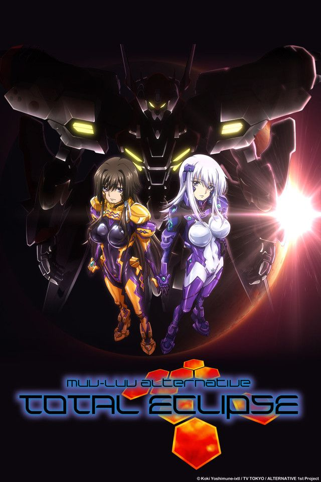 Total Eclipse (Muv-Luv) Anime ENG-Sub