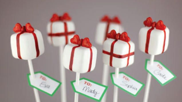 How To Decorate Cake Balls Christmas Cake Pops  Google Search  Cake Pops  Pinterest  Cake