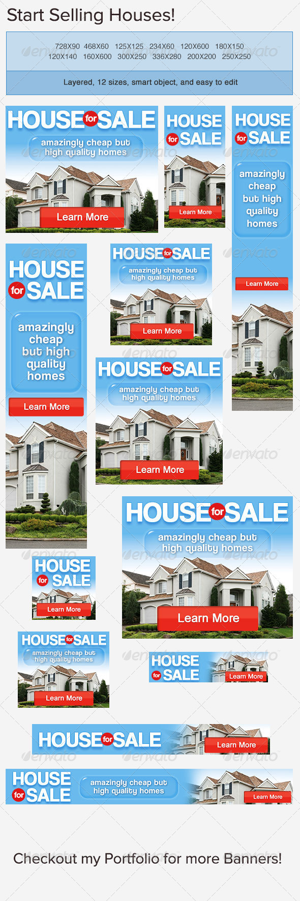 house for banner ad psd template banner households house for banner ad template psd buy and