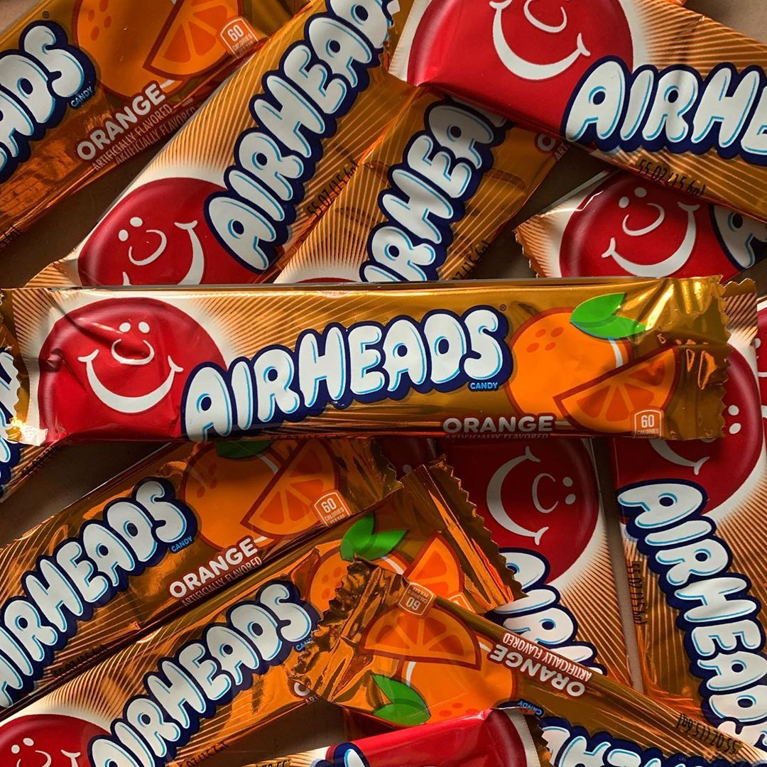What Is The Mystery Flavor Of Airheads
