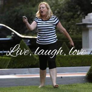 Live Laugh Love In 2020 Karen Memes Laugh Funny Photos