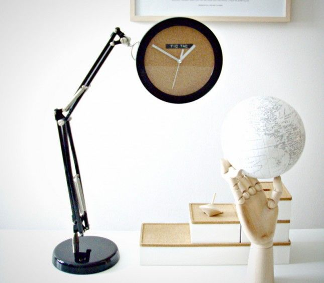 20 Handmade Desk Lamps To Light Up Your Worke