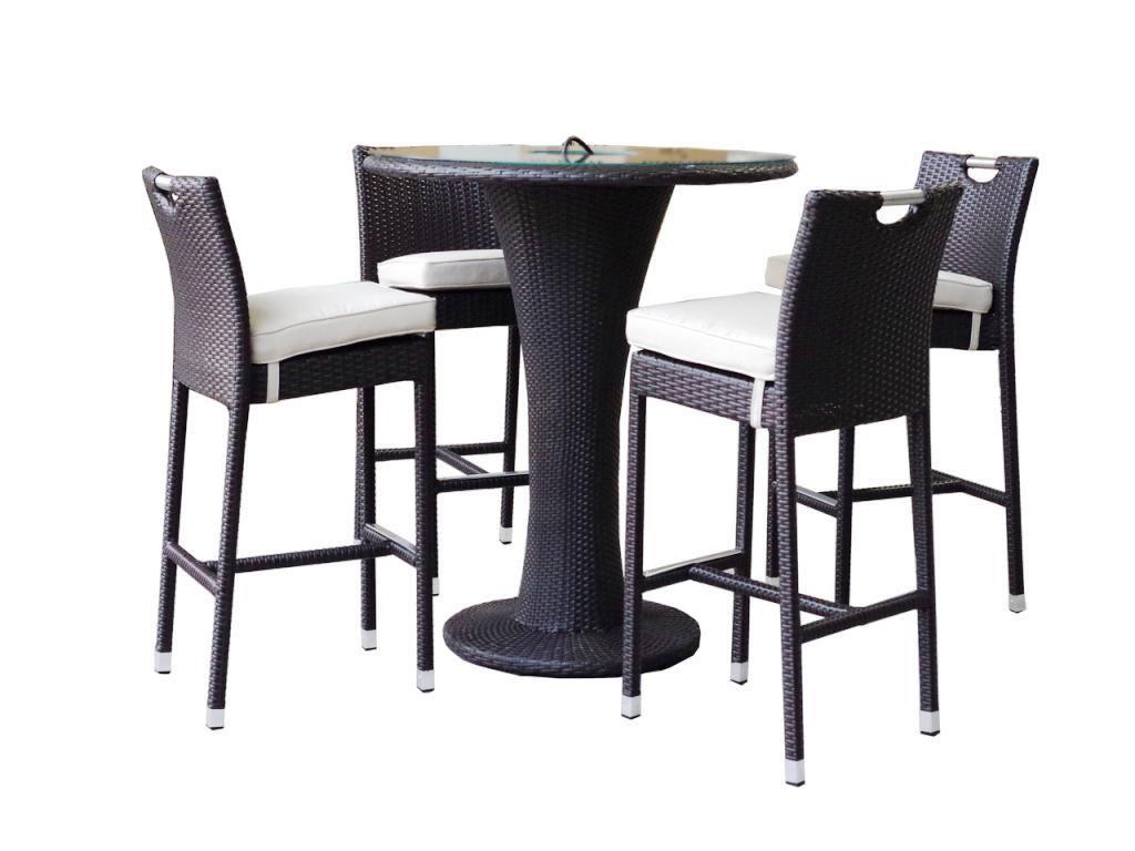 Outdoor Bar Stools Wicker Designs Ideas - http://www.swtorgoldme ...