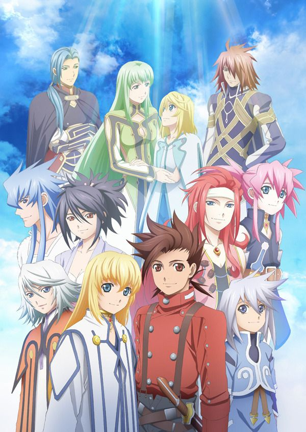 Tales of Symphonia | Anime, Tales series, Tales of zestiria