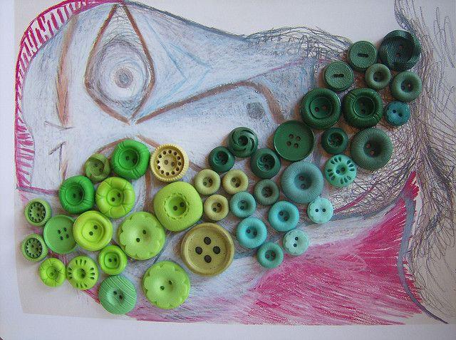 Botões !!!   por Paper Rose