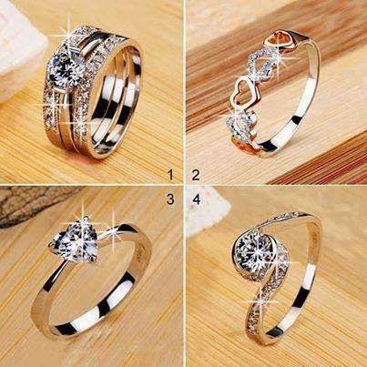 Platinum Engagement Rings, Diamond Engagement Rings, Gold Rings, Different Shape Rings
