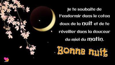 Bonne Nuit Messages Et Textes Romantiques Quotes
