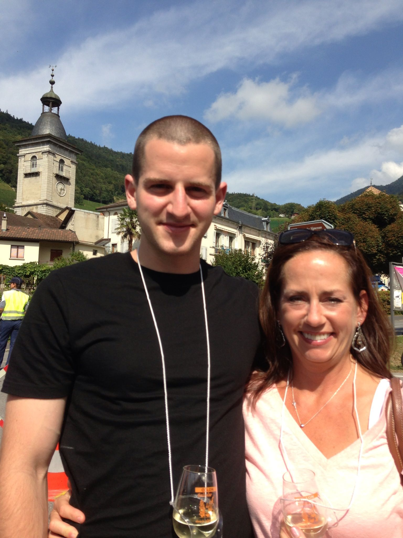 Ollon, Switzerland Wine Festival 2014