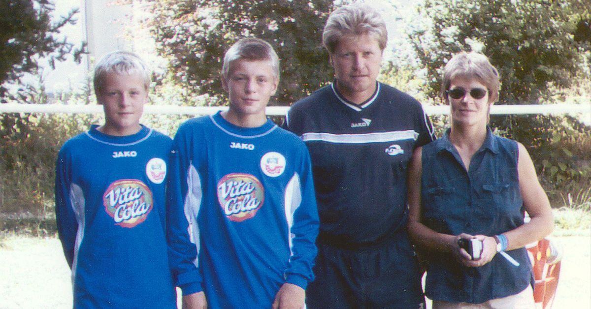 Toni Kroos Eltern
