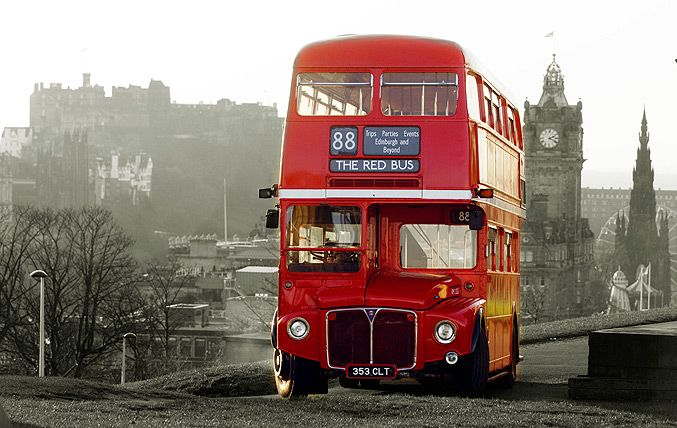 The Red Bus Vintage Wedding Show Sunday 9th March Assembly Roxy Edinburgh