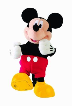 Mickey mouse clubhouse hot dog sing along book