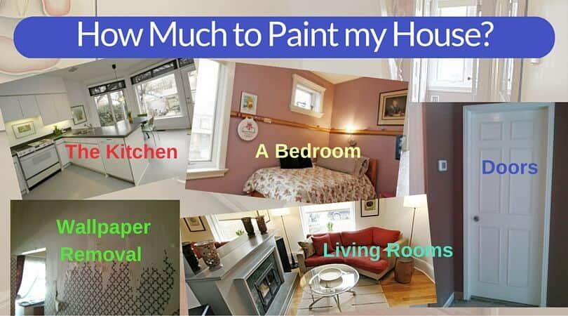 Average Cost To Repaint Interior Of House Feels Free To Follow Us