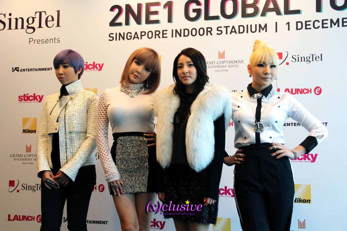 2ne1 fashion | 2NE1 Brasil The Best: (X) CLUSIVE:! FASHIONISTAS 2NE1 TRAZIDO NOVA ...