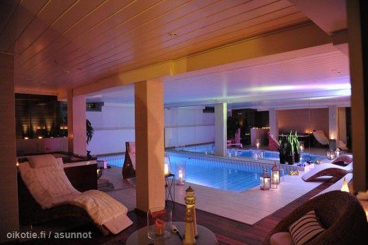 Myynnissä - Rivitalo, Vuosaari, Helsinki: #kylpyhuone #spa #poreamme #oikotieasunnot
