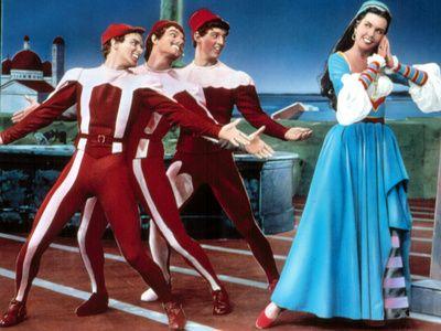 Kiss Me Kate, Bob Fosse, Tommy Rall, Bobby Van, Ann Miller, 1953 Pósters en AllPosters.es