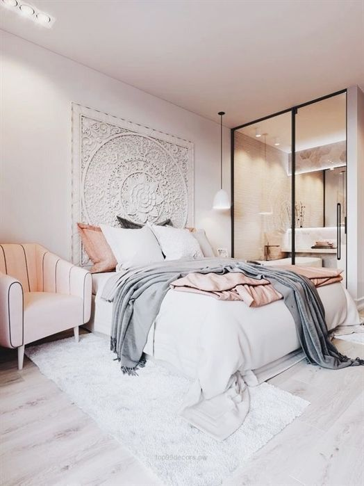 Check out this modern bohemian bedroom home decor inspiration furniture lounges decoration ideas also rh pinterest