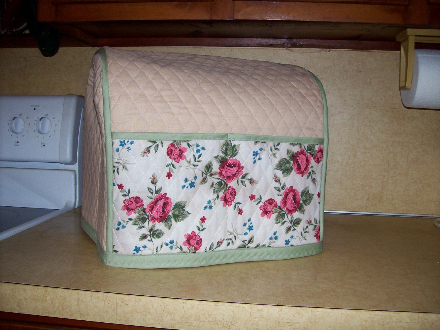 Kitchenaid mixer cover etsy mixer cover pre quilted