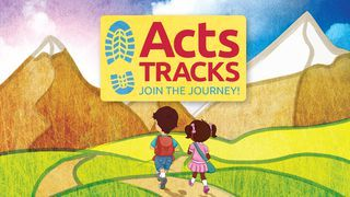 Join me in reading Now Is The Time: Acts Children's Journey:
