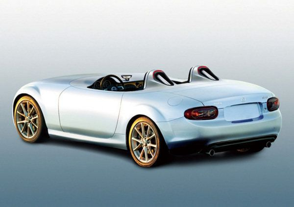 Mazda MX-5 Superlight concept car | Miata | Pinterest | Cars, Mazda ...