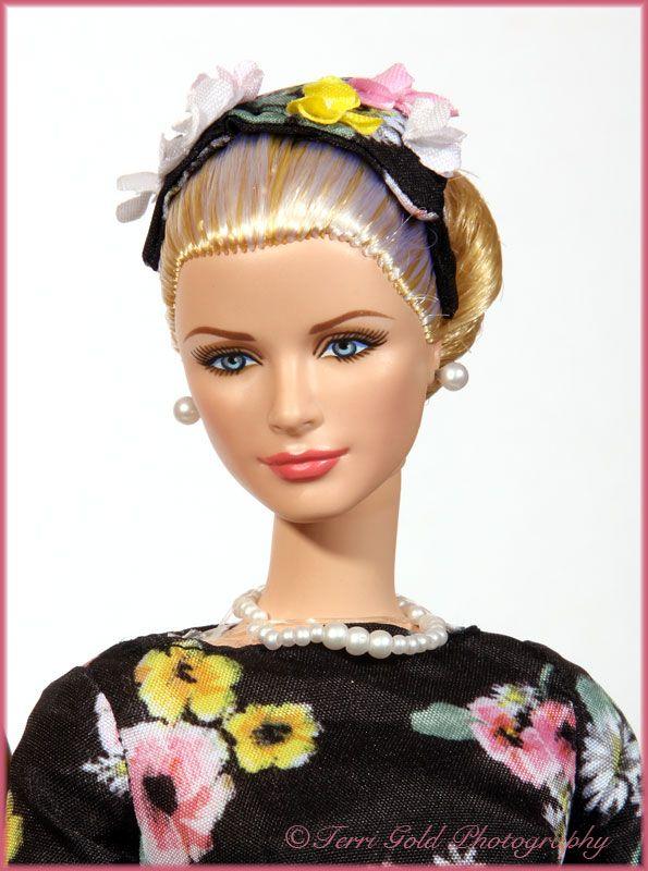 Grace Kelly Barbie Barbie Dolls Barbie Hat Barbie Friends