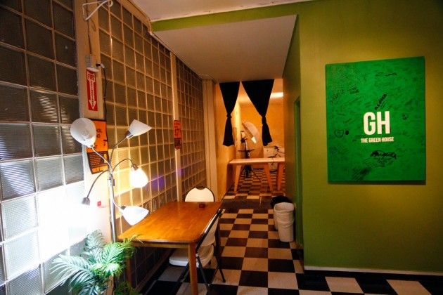 The Greenhouse Honolulu Hawaii Cool Coworking Places Pinterest