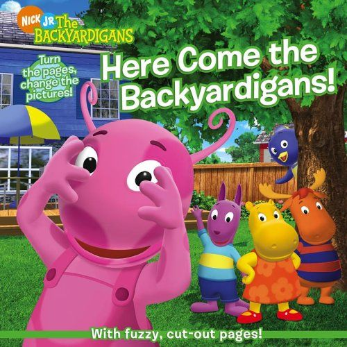 Here Come The Backyardigans By Janice Burgess 1416906290 9781416906292 New Children S Books Animal Books Childrens Books