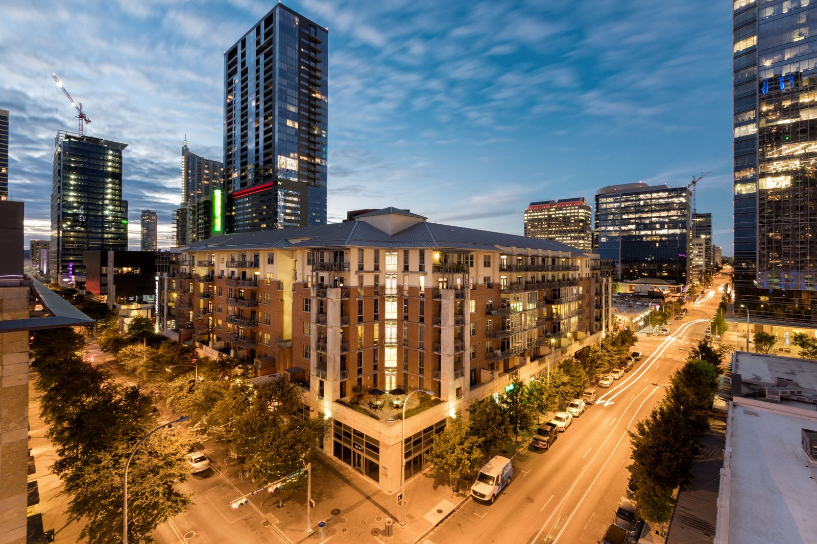 Downtown Austin is the place to be. Why not live there in ...