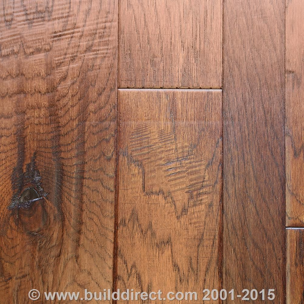 Builddirect Vanier Engineered Hardwood Blended Width Chiseled Hickory Collection Engineered Hardwood Flooring Hardwood Floors Engineered Hardwood