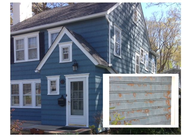 Before and after house sherwin williams resilience flat - Test exterior paint colors online ...