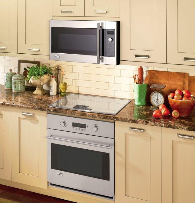 Horno el ctrico empotrado imagen de for Hornos de cocina electricos
