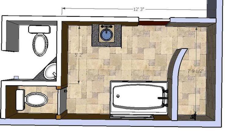 Doorless Shower Dimensions Plans Doorless Shower Doorless