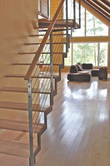 Custom Stairs Chicago, Modern Staircase Design Chicago, Custom Stair  Design, Custom Furniture
