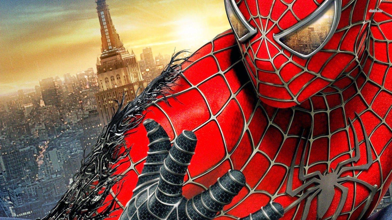 spiderman wallpaper 1600x900 july - photo #37