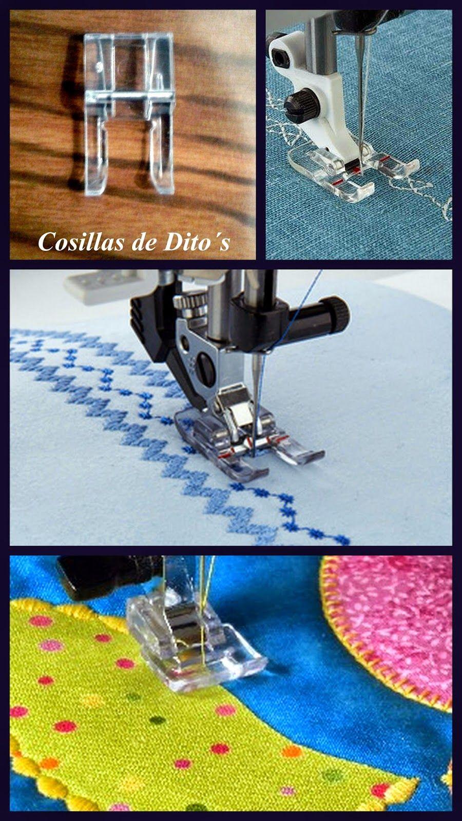 Nombres Alternativos En Ingles Blanked Stitch Presser Foot Applique Foot Open Toe F Accesorios De Costura Proyectos De Coser A Mano Reglas De Costura