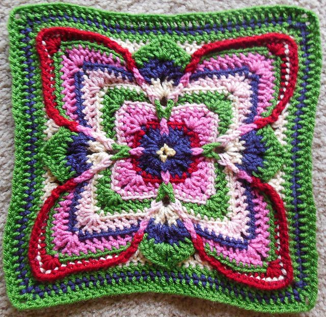 Ravelry: Lise pattern by Polly Plum | Crochet Motivos | Pinterest ...