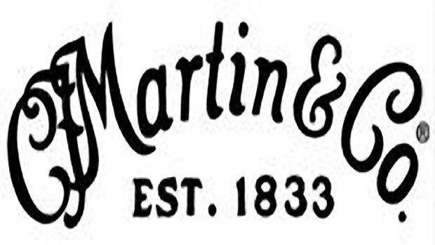 c f martin company guitar logo design typography rh pinterest com guitar companies logos bass guitar brand logos
