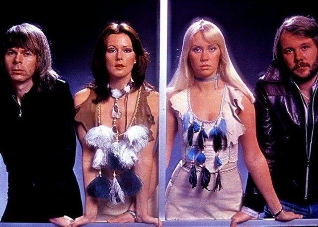 Épinglé Par Josylli1978 Sur ABBA