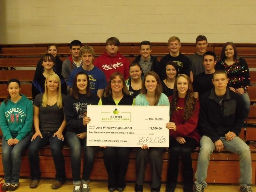 Le-Win High School awarded national grant