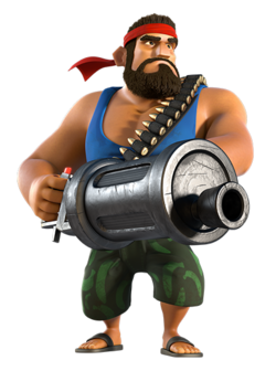 Heavy in 2020 Character costumes, Boom beach, Game app