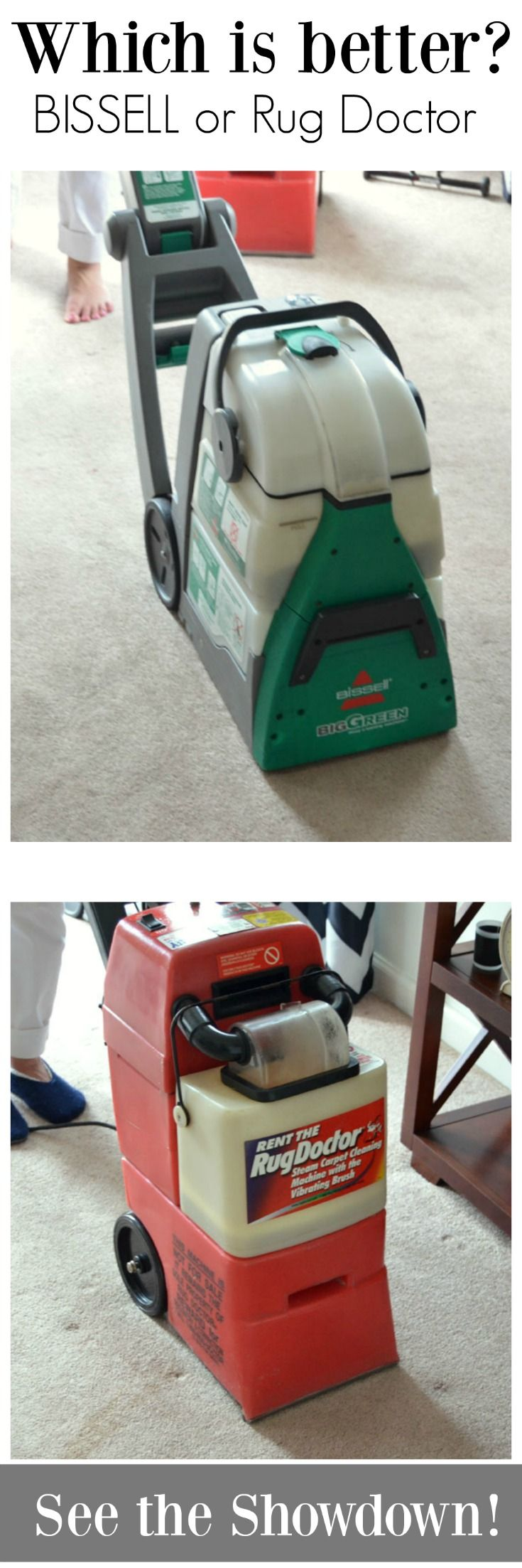 Which Carpet Cleaner Rental Machine Is Better With Images Carpet Cleaning Machines Diy Carpet Cleaner How To Clean Carpet