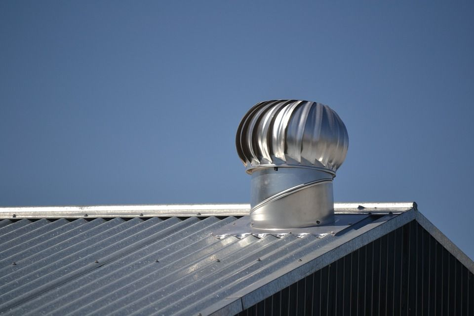 Air Conditioning Can Be Costly And Consumes A Lot Of Electricity With That Said It S Time To Consider Ventilati Metal Roof Installation Roof Repair Metal Roof