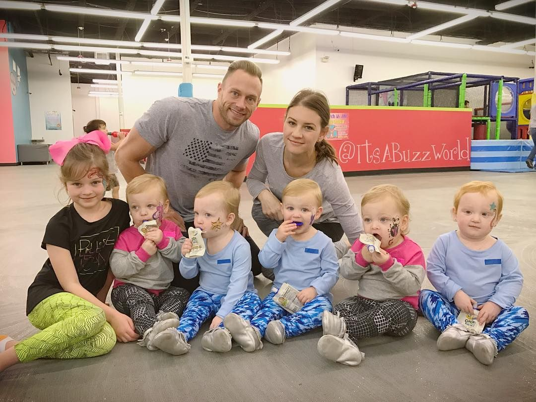 Outdaughtered Dad Reveals Struggle With Postpartum