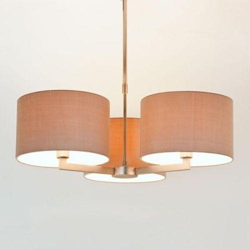 Astro 7082 martina 3 arm pendant light in matt nickel kitchen pendulum fittings
