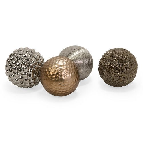 Decorative Balls For Bowls Fascinating A Set Of Decorative Balls Look Great In A Bowl On A Foyer Table Review